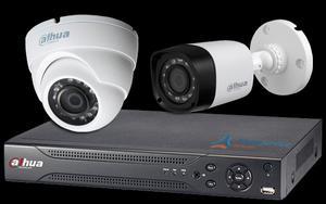 Venta e instalación de cámaras de seguridad (CCTV) KIT