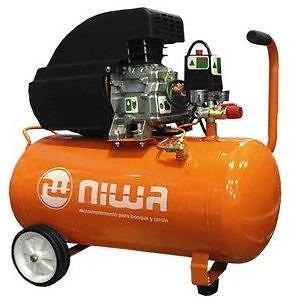 compresor de aire 24 lts 2hp reales