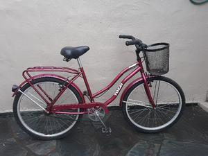 vendo bicicleta rodado 26 de mujer