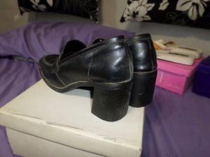 vendo zapatos de cuero talle