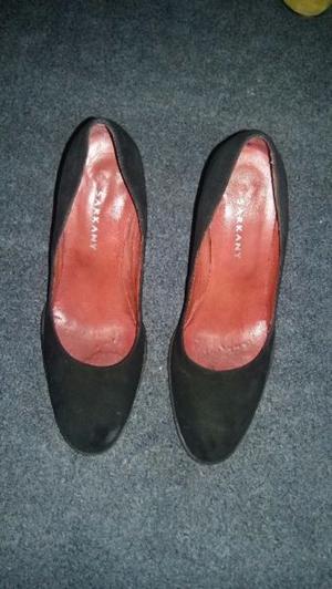 zapatos Ricky Sarkany color negro