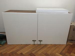 Alacena estanteria de cocina con barral 5 posot class for Mueble alacena