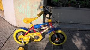 """Bicicleta Rodado 12"""" usada"""