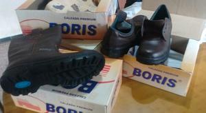 Botas y zapatos de seguridad Boris