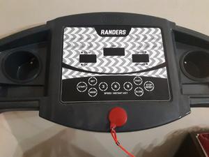 Cinta electrica randers muy poco uso!