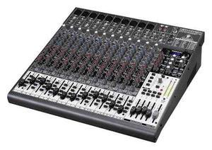 Consola Behringer Xenyx Ffx Impecable Poco Uso