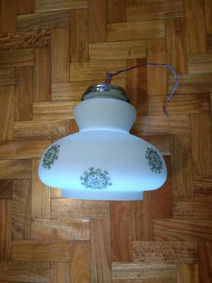 Lámpara para colgar retro