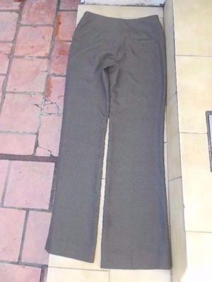 Pantalon De Vestir De Invierno Mujer - Talle 40