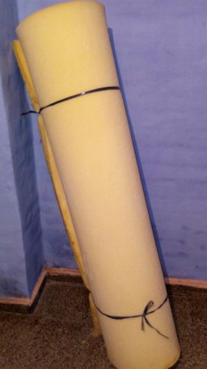 Rollo de goma espuma alta densidad