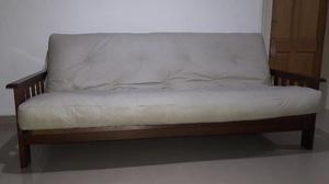 Sillon futon 3 cuerpos