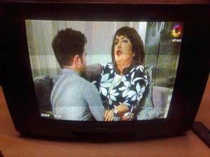 Tv HITACHI CPT- de 21 pulgadas [usados en La Plata]