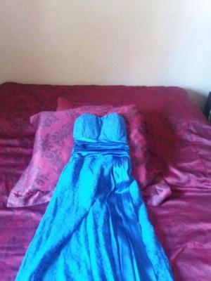 Vestido de fiesta talle 2