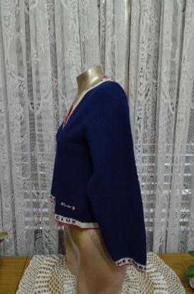 conjunto saco y pollera en lana tipo cashmilon