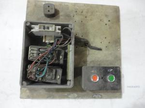 tablero electrico con base marmol carrara 40 cm x 40 cm x 2