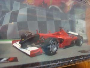 Coleccion F1 Salvat Ferrari F Michael Schumacher