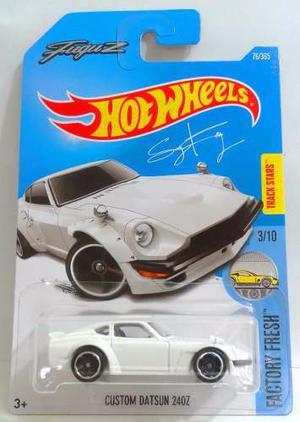 Custom Datsun 240 Z Hot Wheels No Buby Jet Majorette Siku
