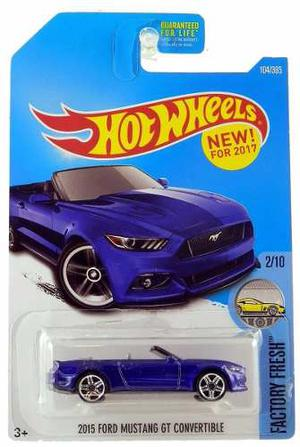 Ford Mustang Gt Convertible  Hw No Buby Jet Majorette