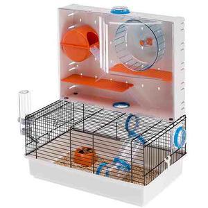 Jaula Hamstera Hamsters Jerbos Lauchas La Mas Completa!