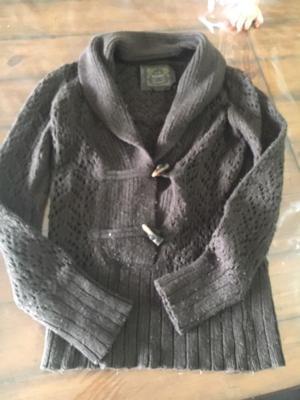 Sweater Talle S marrón Importada de USA