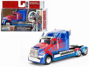 Transformers Jada Metal  Cm) Optimus Prime
