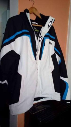 Vdo/permuto campera para nieve, impecable, Talle L, tram.