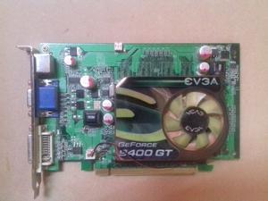 Vendo Placa de video Nvidia GeForce  GT