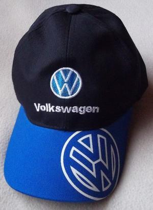 Vw volkswagen gorras diseño competición logo  68219bc5866
