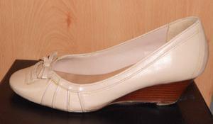 Zapatos Comfort Via Uno N° 37
