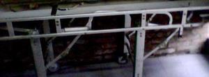 camilla de traslado para ambulancia