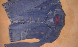 campera de jeans talle 1un solo uso