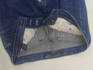 pantalon jeans complot azul t28 cm