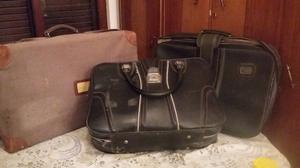 3 valijas antiguas