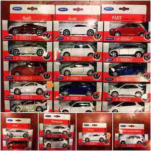 Auto De Colección Welly Escala 1/36 Metal