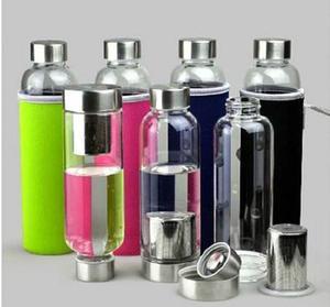 Botella Con Infusor My Bottle Para Te Y Hierbas
