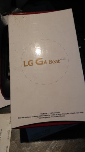 CELULAR LG G4 Beat liberado