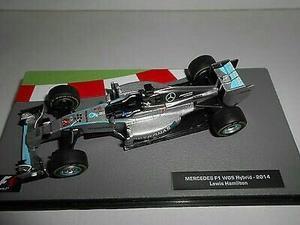 Coleccion F1 Salvat Mercedes Lewis Hamilton Hacemos Envios