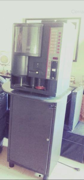Expendedora cafe Saeco