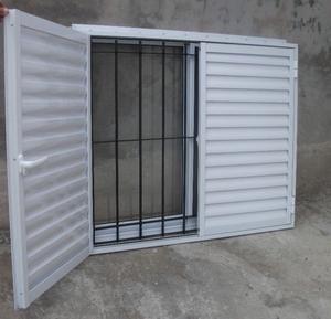 Fabricamos aberturas de aluminio, standard o a medida