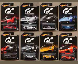 Hot Wheels  - Gran Turismo - Lote Completo (8)