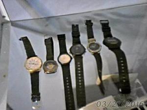 Lote De Relojes Moderno