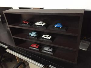 Repisa Para Colección De Autos Inolvidables
