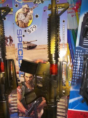 Set de Policía ametralladora $ 159 otras $79