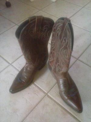 Vendo botas texanas