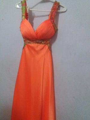 d73aa8dd9 Vestido gala diseño exclusivo