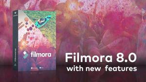 Wondershare Filmora V8.0 (editor De Video - Windows- 64bits)
