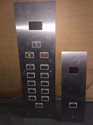 ASCENSORES-botonera Automac usada como nueva hasta 11