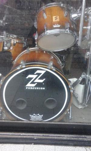 Batería ZZ Percusión 6 Cuerpos - Nueva !!!