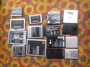 Baterias de celulares