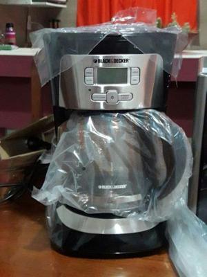 CAFETERA NUEVA SIN USO -12 POCILLOS