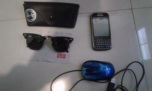 Celular Samsung, Anteojos Ray-ban